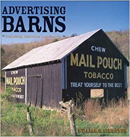 Advertising Barns: William Simmonds: Amazon com: Books