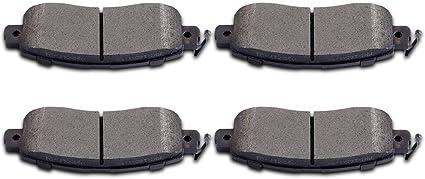 Rear Ceramic Brake Pad Set For Nissan Leaf 2013-2014