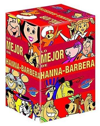 Lo Mejor De Hanna Barbera Pack [DVD]: Amazon.es: Varios: Cine y ...