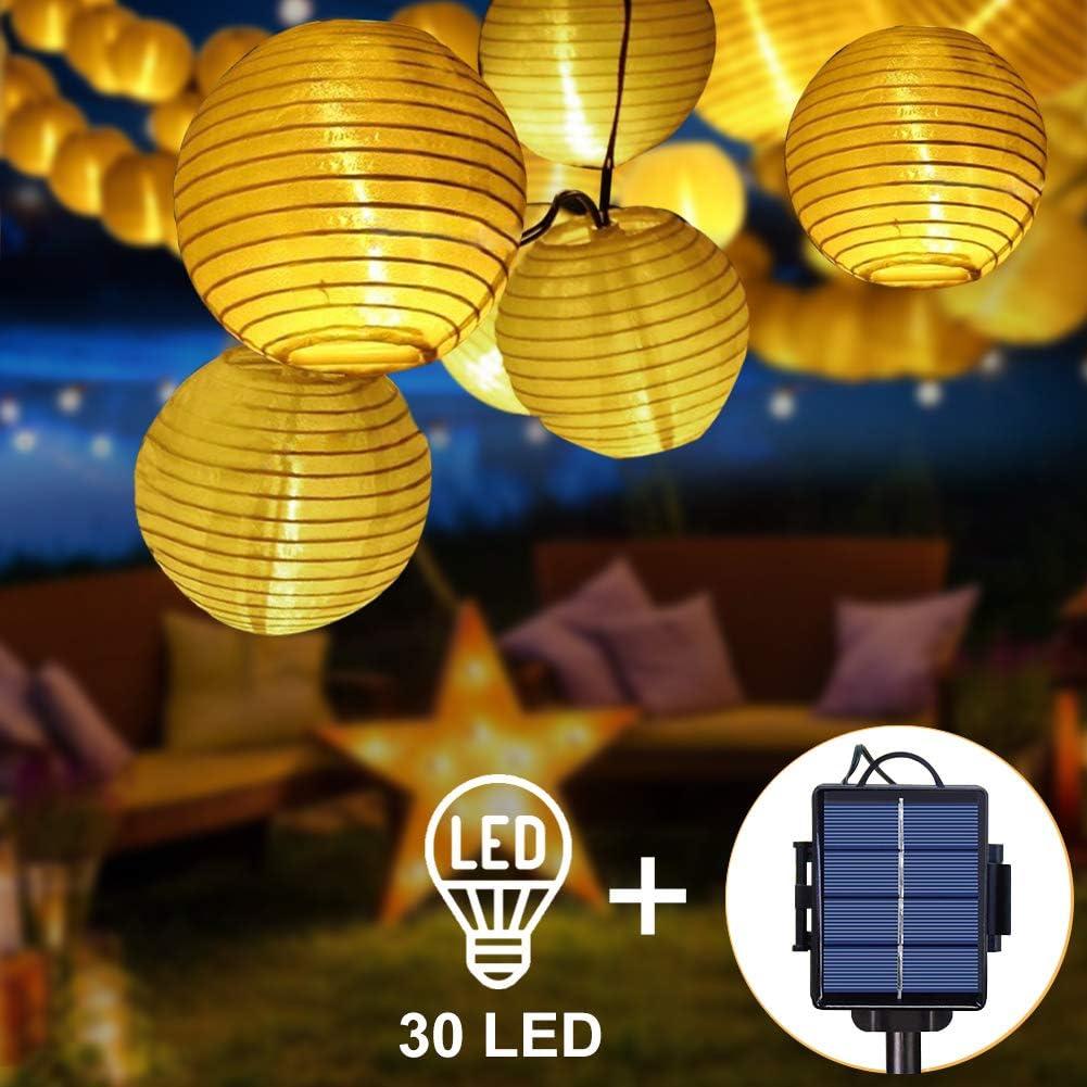 1 pi/èce ferme villa magasin jardin Lampe de s/écurit/é solaire IP65 /étanche avec d/étecteur de mouvement LED 110 dB pour maison