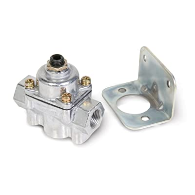 Holley Carbureted By-Pass Regulator: Automotive