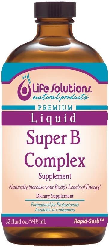 Liquid Super B Complex -32oz. Life Solutions