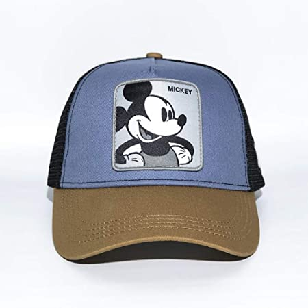sdssup Anime Cartoon Cap Hat Net Cap Mickey Color a Juego ...