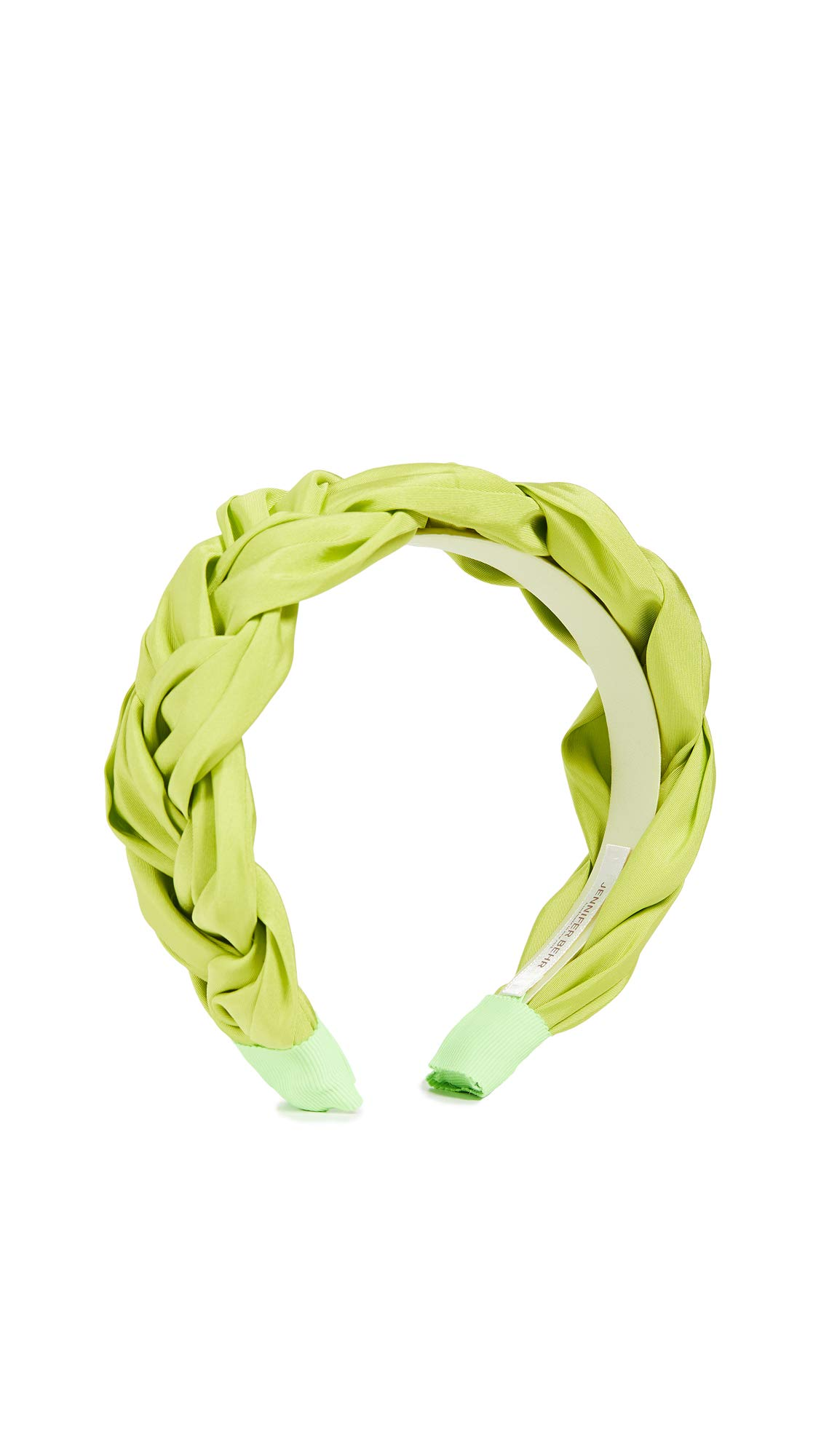 Jennifer Behr Women's Lorelei Headband, Acid Green, One Size