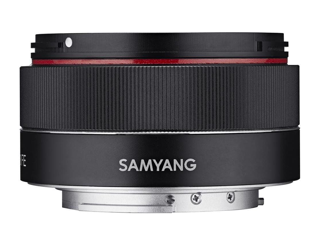 Samyang SA Objetivo para cámaras digitales sin espejo Sony E AF mm
