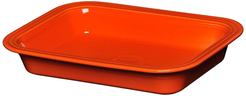 Fiesta Lasagna Baker, 9 by 13-Inch, Poppy 963-338