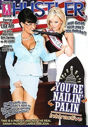 Youre Nailin Palin Amazon Co Uk Lisa Ann Alexis Texas Chris Charming Jay Lassiter Axel Braun Dvd Blu Ray
