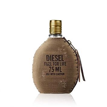 Diesel Fuel For Life By Diesel For Men  Eau De Toilette Spray 2 5-Ounces