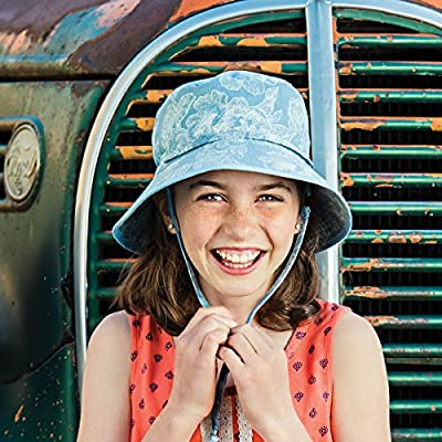 wallaroo Children's Riley Hat - UPF 50+ Sun Protection - Crushable