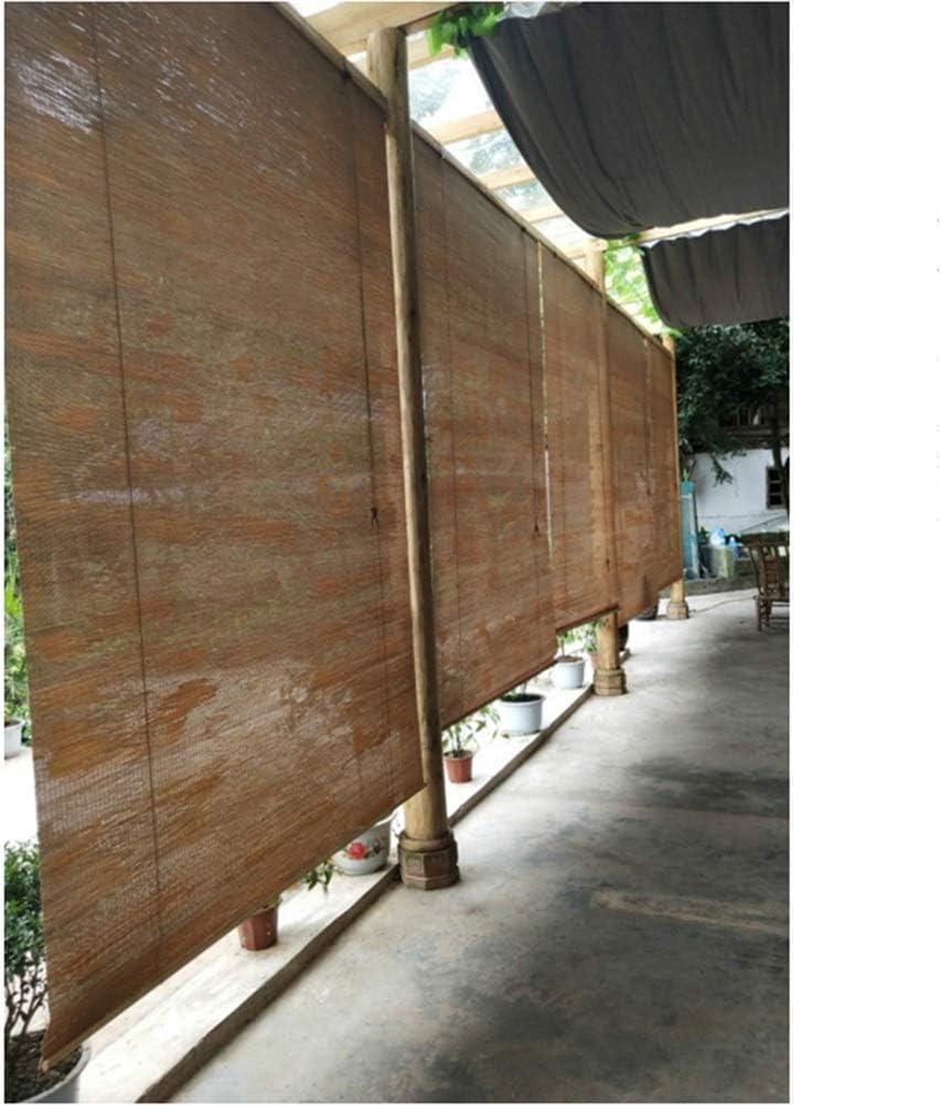Persiana de bambú Persianas De La Cortina Enrollable De Madera ...