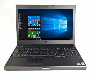 Dell Precision M4800 ex business workstation-laptop, Grey