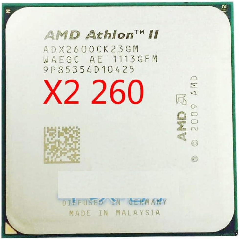 AMD Athlon II X2 260 3.2 GHz Dual-Core CPU Processor Socket AM3