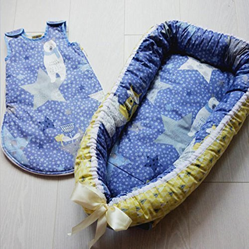 Babynest, baby nest, cocoon, baby cocoon, baby nest bed,crown print,baby bedding,baby shower gift,chevron print,sleeping nest,co sleeper
