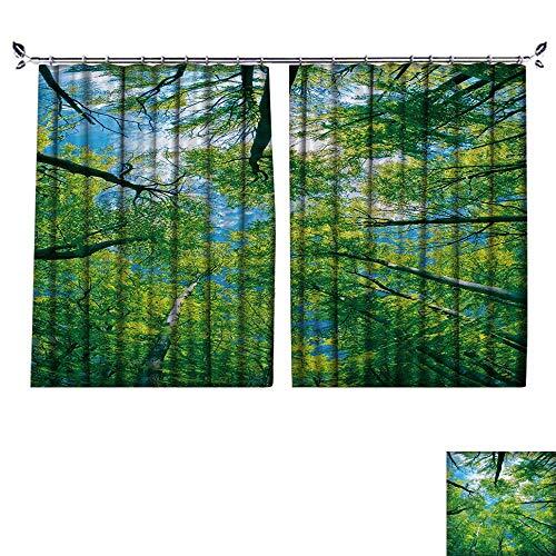 DESPKON Facial Blend Fabric high Density Tree Canopy Shading for Bedroom W120 x L108