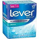 Cheap Lever 2000 Bar Soap, Original 4 oz, 12 count, (Pack of 2)