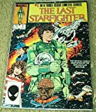 The Last Starfighter No. 1 Oct In a Three Issue Limited Series (Adaptation of the Spectacular New Film, Volume 1)