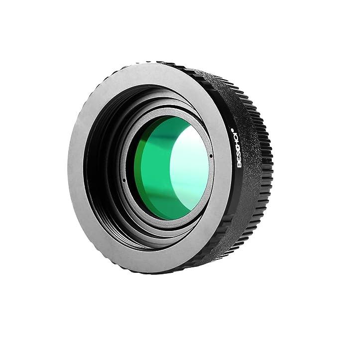 Review Beschoi Lens Mount Adapter