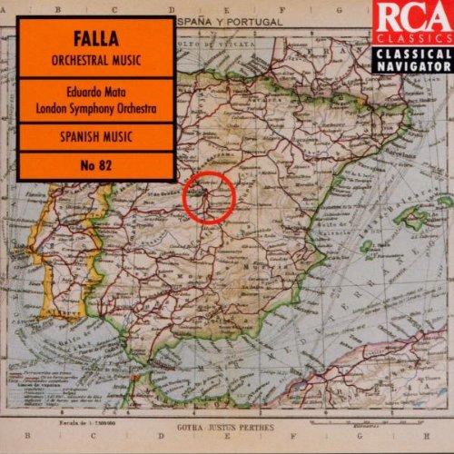 Falla Orchestral Music -