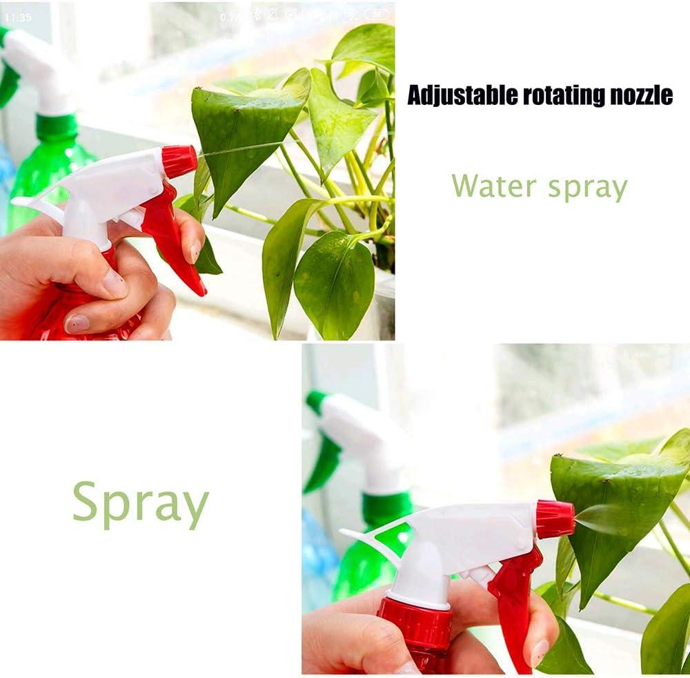 500Ml Dello Spruzzo Dacqua Spray Salon Pet Pianta Giardinaggio Pagina Innaffiatura Spruzzatore Di Pressione 3PCS Empty Spray Bottle