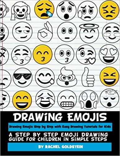Amazon Fr Drawing Emojis Step By Step With Easy Drawing