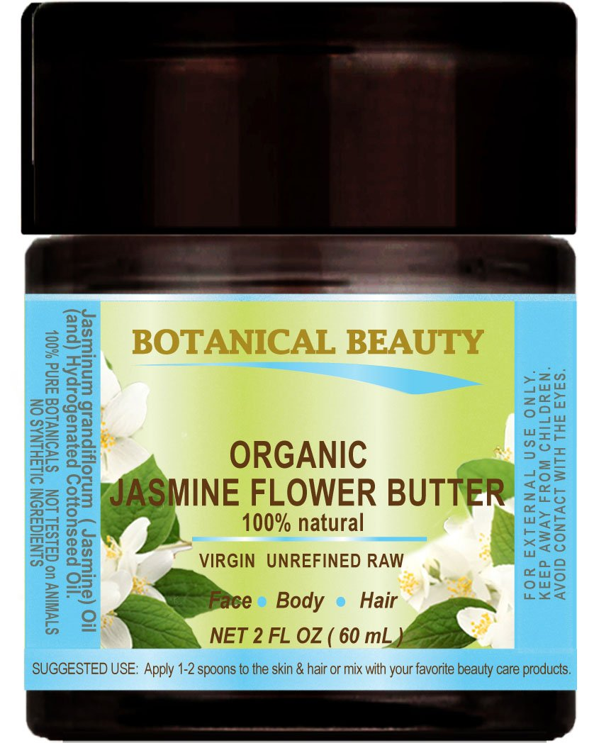 Amazon organic jasmine oil butter 100 natural virgin amazon organic jasmine oil butter 100 natural virgin unrefined raw 2 floz 60 ml for skin hair and nail care beauty izmirmasajfo