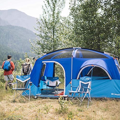 Columbia Mammoth Creek 8 Person Cabin Tent