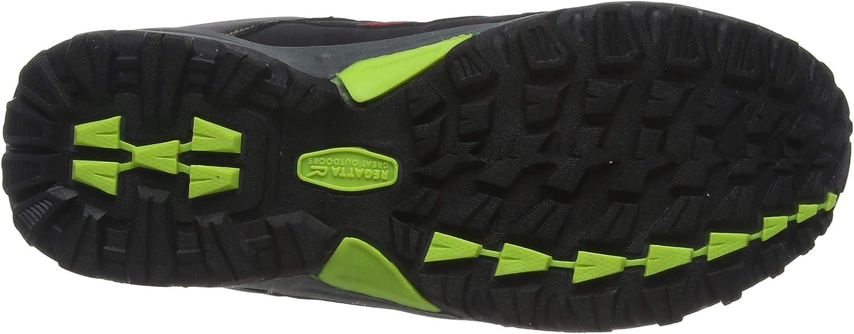 Unisex Kids/' Low Rise Hiking Boots Regatta Gatlin Low
