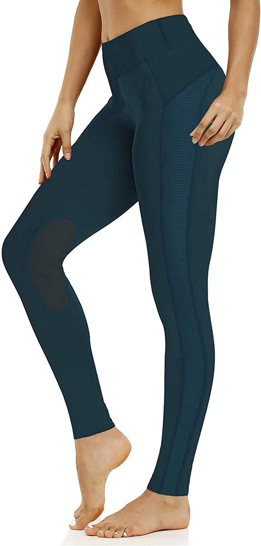 Loveson Ladies High Waist Knee Patch Jodhpur White//Beige//Canary//Black//Navy 24-34