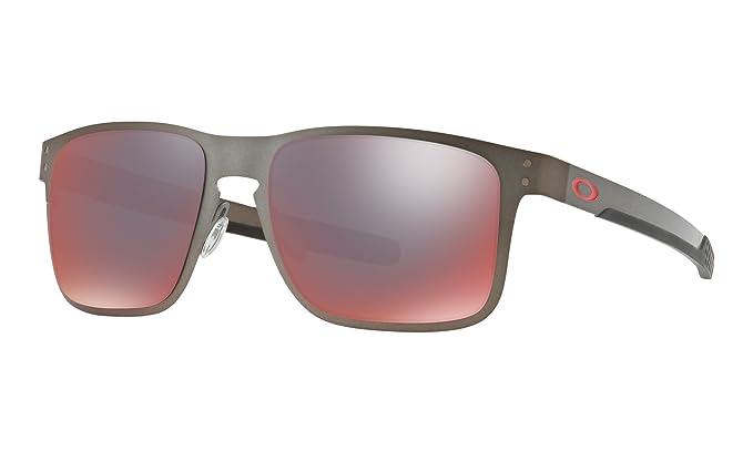 Amazon.com: Oakley Holbrook anteojos de sol Matte Gunmetal ...