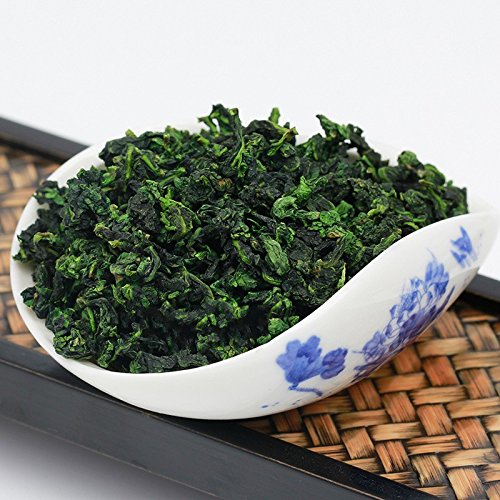 Dian Mai Oolong tea, namely Tieguanyin, heavy fragnant, processed in Anxi and made inSpring of 2018, packaging in 500g滇迈 新茶 安溪铁观音特级浓香型 乌龙茶春茶500g by Dian Mai