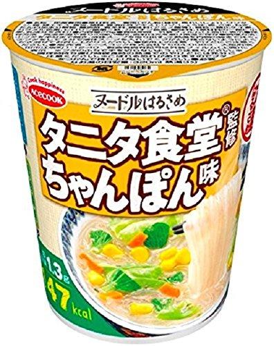 エースコック ヌードルはるさめ タニタ食堂監修 ちゃんぽん味 41g