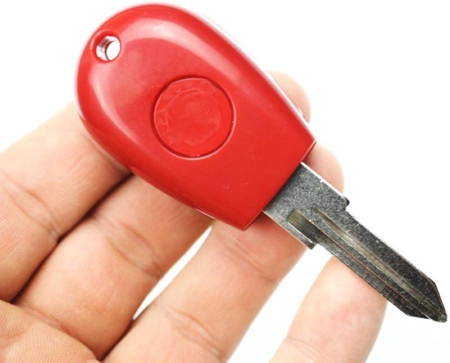 Doble de CLE Alfa Romeo 145/146/155/156/164/166/GTV Spider/ /Transpondedor @ Pro-plip