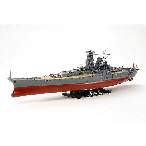 タミヤ 1/350 日本海軍戦艦 大和