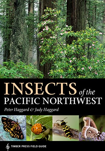 Insects of the Pacific Northwest (A Timber Press Field Guide)