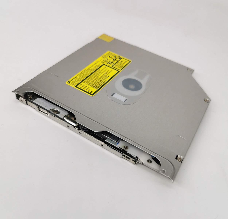 GS41N Superdrive 8X Slot-in DVD±RW Slim SATA Drive 9.5mm DVD Burner drive for Apple MacBook / Macbook Pro A1181 A1286 A1278 UJ8A8 Replace GS31N UJ868A, UJ898A, AD-5970H