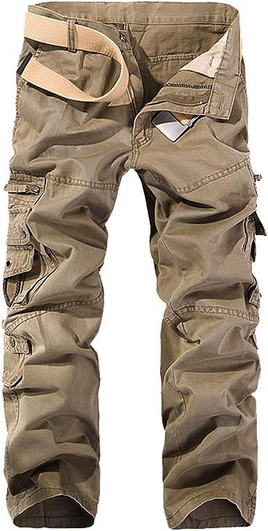 pantalon homme cargo amazon
