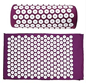 Amazon Com Syh01 Sy Acupressure Massage Pillow Cushion