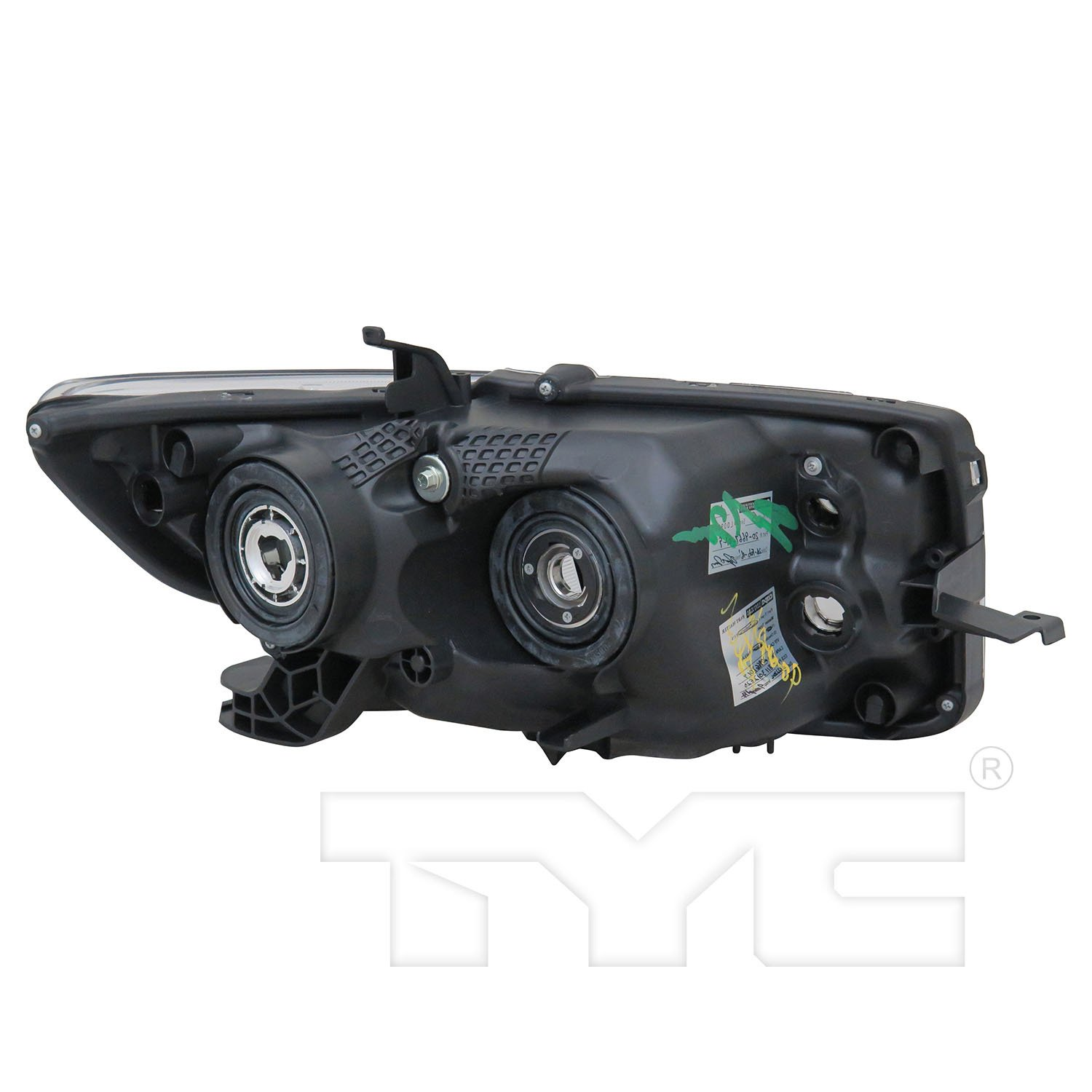 TYC 20-9667-01-9 Scion XB Replacement Right Head Lamp