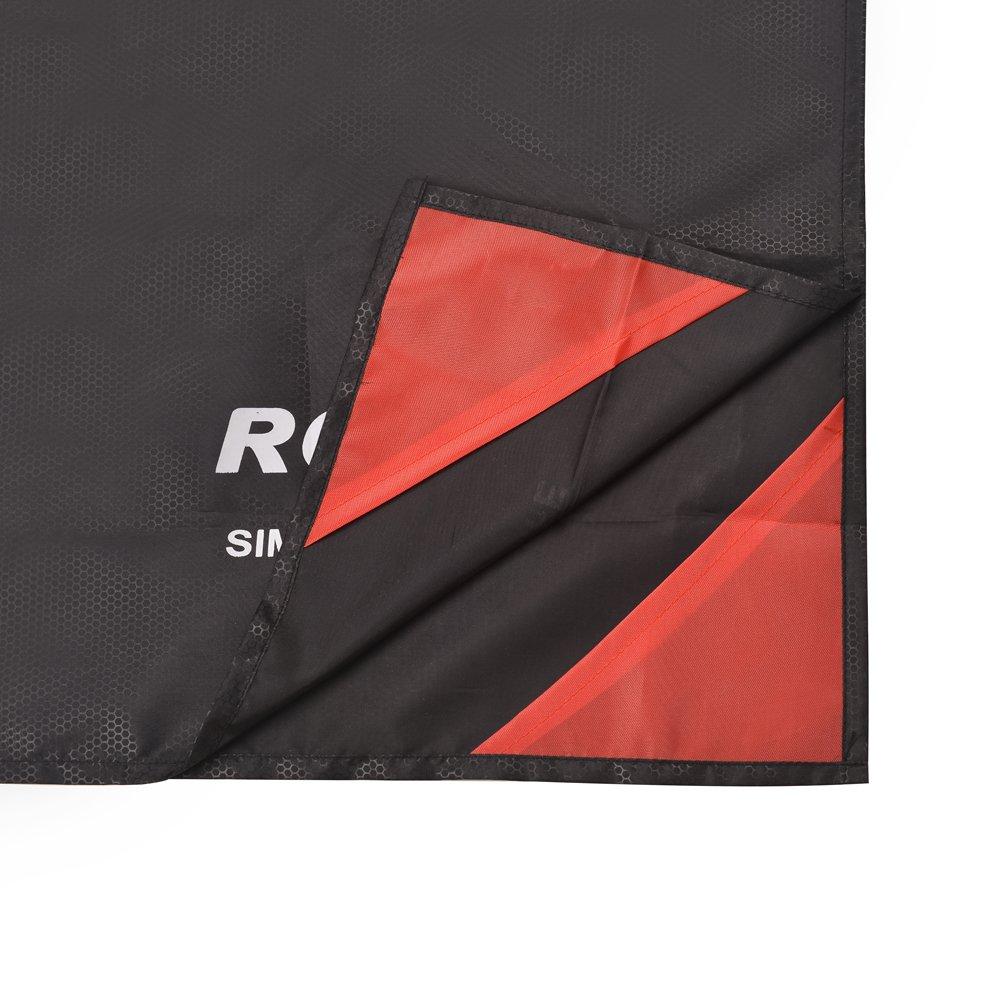 lemonda al aire libre plegable ligera patrón Mini tamaño de bolsillo manta ultraligero plegable Camping Picnic manta de playa alfombrilla para ...