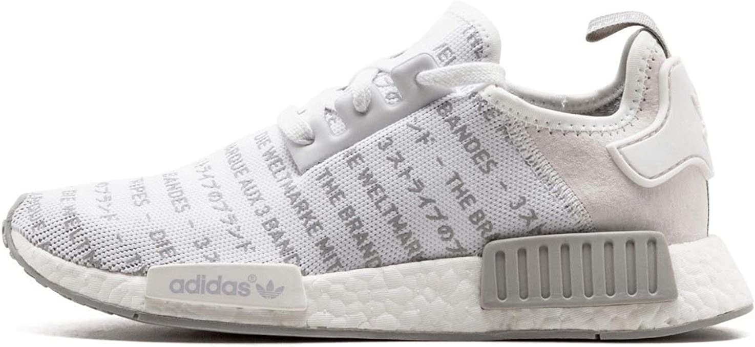 adidas NMD R1 Boost Trainers Whiteout