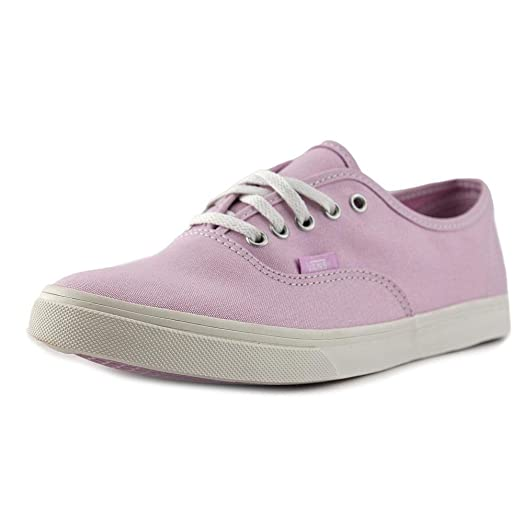 Vans Authentic Lo Pro (Winsome Orchid/Blanc de Blanc) Women's Shoes-9