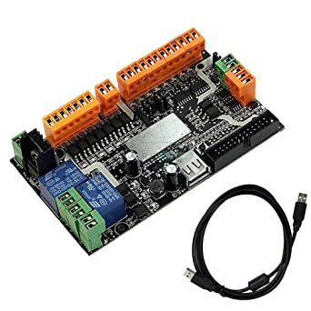 Amazon.com: Placa de interfaz para controlador de tarjetas ...