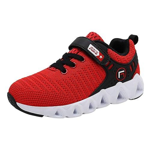 Pingtr Kinder Schuhe Sportschuhe Ultraleicht