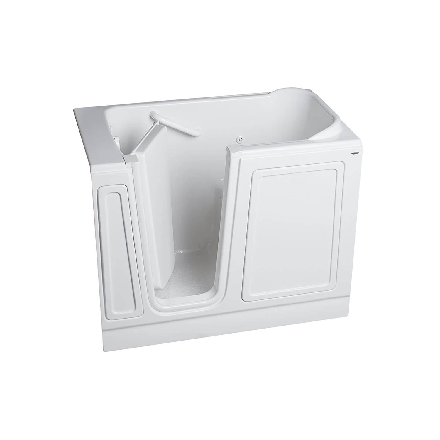 5.American Standard Whirlpool Gelcoat Walk-In Bath with Quick Drain