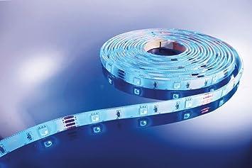 LED Streifen Band Leiste 30cm ; 12V Wasserfest IP65 15LEDs ; Neutral Weiß 4500K