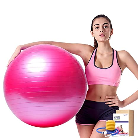 Fuerza Fuerza Fuerza Yoga Balón Pilates Más Grueso A prueba de ...