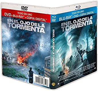 En El Ojo De La Tormenta BD + DVD + Copia Digital Blu-ray ...