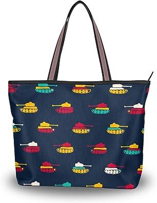 Casual Women/'s Large Travel Shopping Bag Purse Handbag Ladies Tote Shoulder Bags