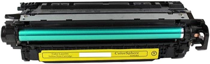 Awesometoner Compatible Toner Cartridge Replacement for HP CE264A CF031A CF032A CF033A use with Color Laserjet CM4540 CM4540fskm Black, Cyan, Yellow, Magenta, 5-Pack CM4540f