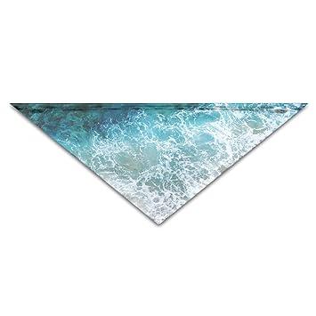 RGHUBTA - Bufanda de papel pintado para perros, gatos, mascotas, vacaciones, accesorios, collar, pañuelo: Amazon.es: Hogar